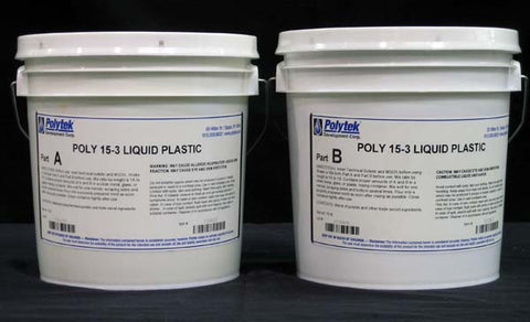 Poly 15-3X Gallon Kit (20 Lbs)