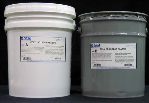 Poly 15-3 - 5 Gallon Kit (100 Lbs)