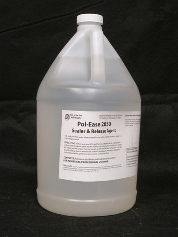 Pol-Ease 2650 Concrete Release - Gallon (7lbs)