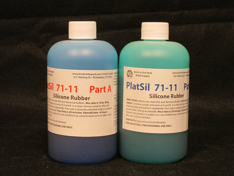 PlatSil 71-11 Pint Kit (2 Lbs)