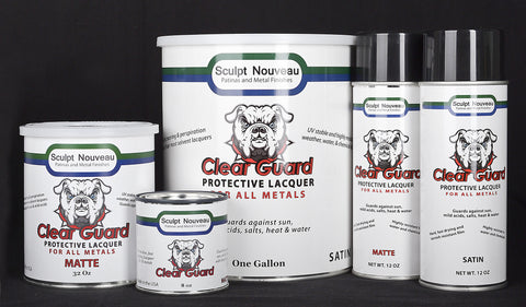Clear Guard - 8oz