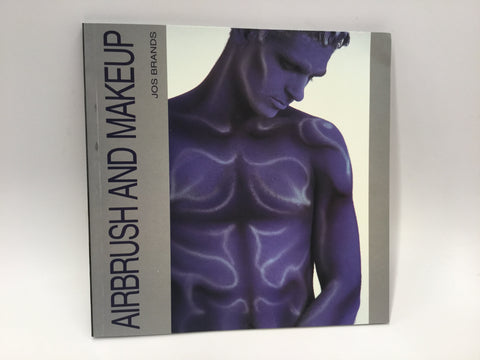 Airbrush Makeup Book By Jos Brands