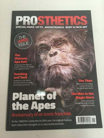 Prosthetics Magazine Issue 11