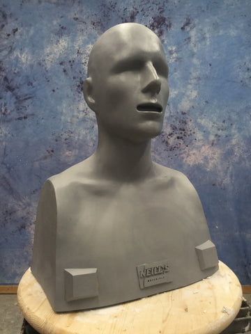 Silicone Mask Armature