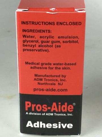 Pros-Aide Adhesive Original Formula – brickintheyard