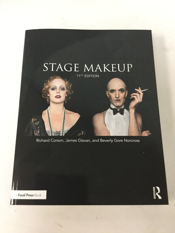 Stage Makeup Book 11th Edition