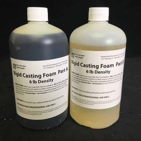 Rigid Casting Foam - All Kit Sizes