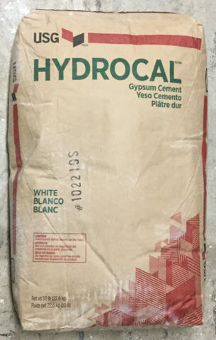 HYDROCAL White -50 Lbs