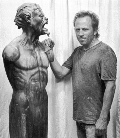 Matthew Mungle & Mike McCracken Lifecast Sculpting/Molding Workshop April 18-19