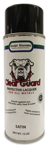 Clear Guard - 12oz Spray Can