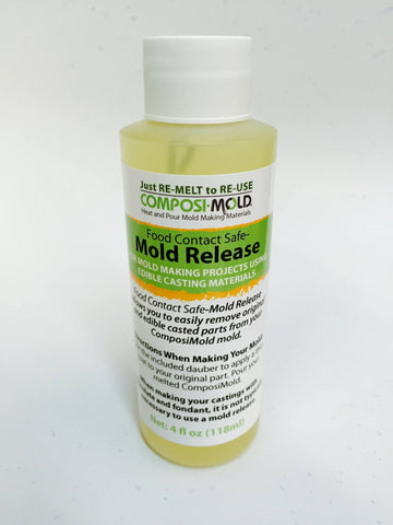 Composimolds Food-Contact-Safe Mold Release 4oz