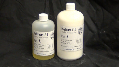 PolyFoam F-3 - All Kit Sizes