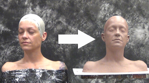 Lifecasting Class May 16th 2020
