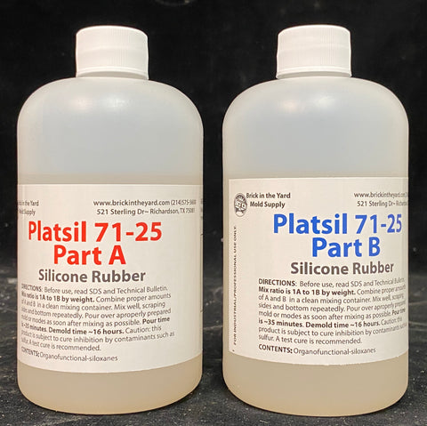 PlatSil 71-25 - All sizes