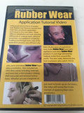 RubberWear Prosthetic Application DVD