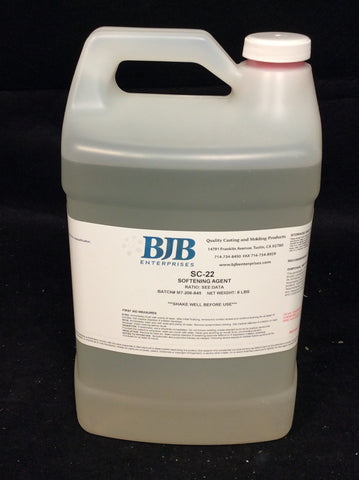 SC-22 Softening Agent Gallon