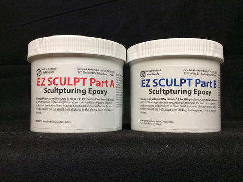 Polygem EZ Sculpt Modeling Putty