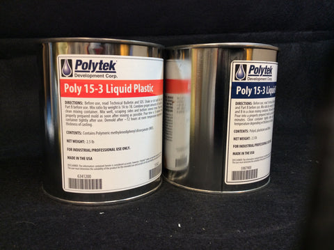 Poly 15-3 Quart Kit (5 Lbs)