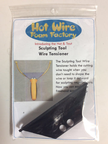 Sculpting Tool Wire Tensioner