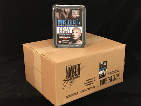 Monster Clay - Gray