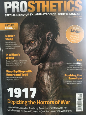 Issue 18 Prosthetics Magazine