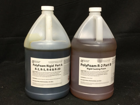 PolyFoam R-2 Gallon Kit (16 Lbs)