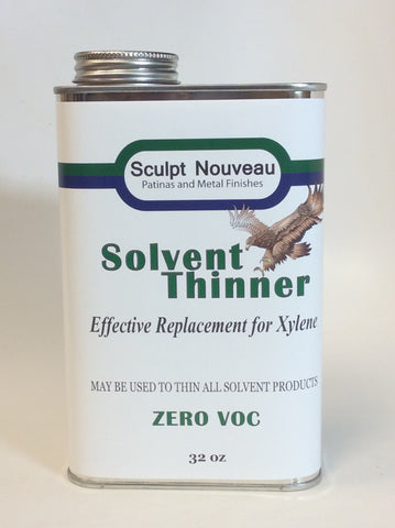 Solvent Thinner 32oz