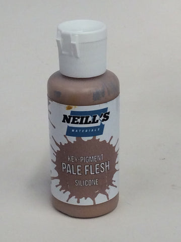 Neill's Key-Pigments For Silicone