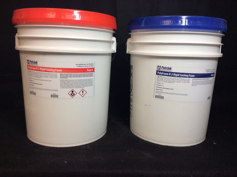 PolyFoam R-2 - 5 Gallon Kit (80 Lbs)
