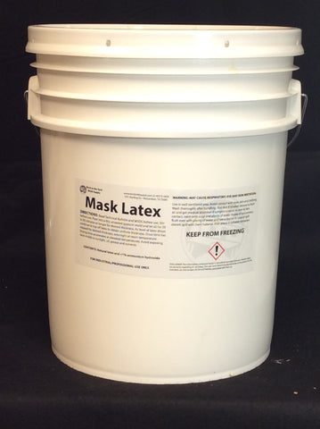 Mask Latex 40lbs