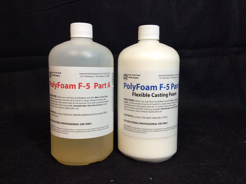 PolyFoam F-5 - All Kit Sizes