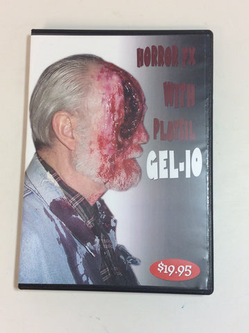 Horror FX with Platsil GEL-10