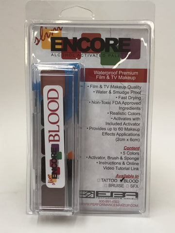 Blood Edition Encore Slim Palette