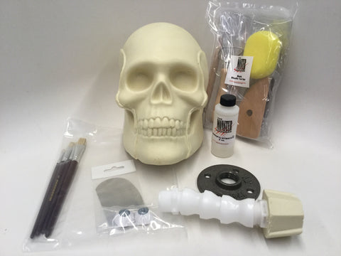 Skull Armature Sculpting Kit