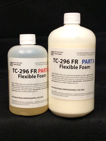 TC-296 FR Fire Retardant Flexible Quart Kit