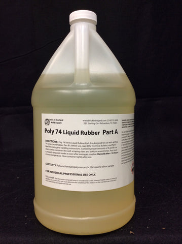 Poly 74 Series Part A 8 lbs (1 Gal. jug)
