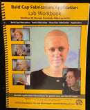 Matthew Mungle Bald Cap & Gelatin Prosthetic Book - USPS Shipping Included