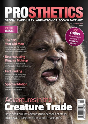 Prosthetics Magazine Issue 6