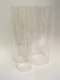 Clear Mold Tube - 3 Sizes