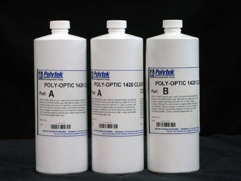 Poly-Optic 1420 - Quart Kit (6lbs)