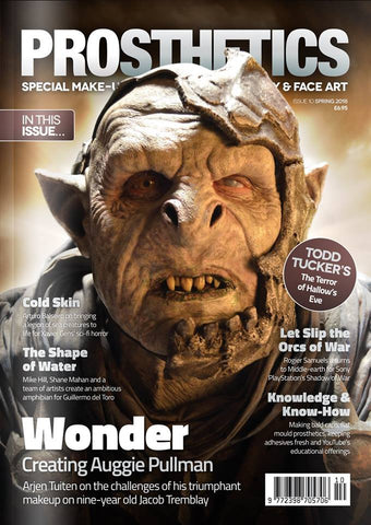 Prosthetics Magazine Issue 10