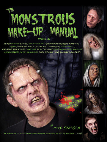 Monstrous Makeup Book 1