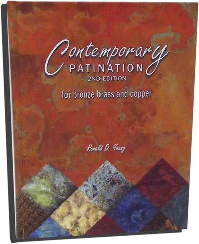 Contemporary Patination 2nd Edition Book