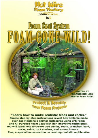 Foam Gone Wild DVD