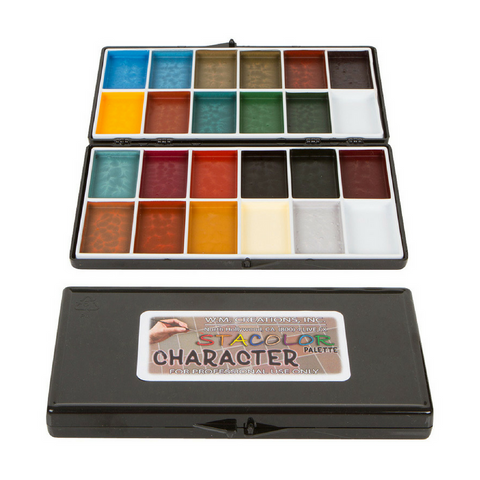 W.M. Creations Stacolor Palette Character