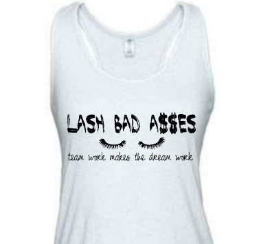 Team Lash B.A. TANKS
