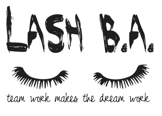 Team Lash B.A CREW NECK TEES