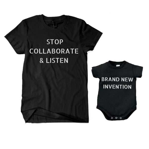 Stop Collaborate Listen - Brand New Invention