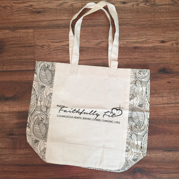 Tote Bag - Customized with YOUR logo