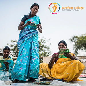 Barefoot College Solar Engineers - Elvis & Kresse